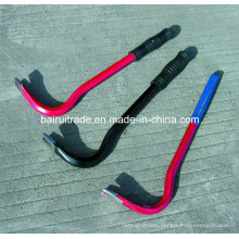 600 mm French Type Crowbar Wrecking Bars for China