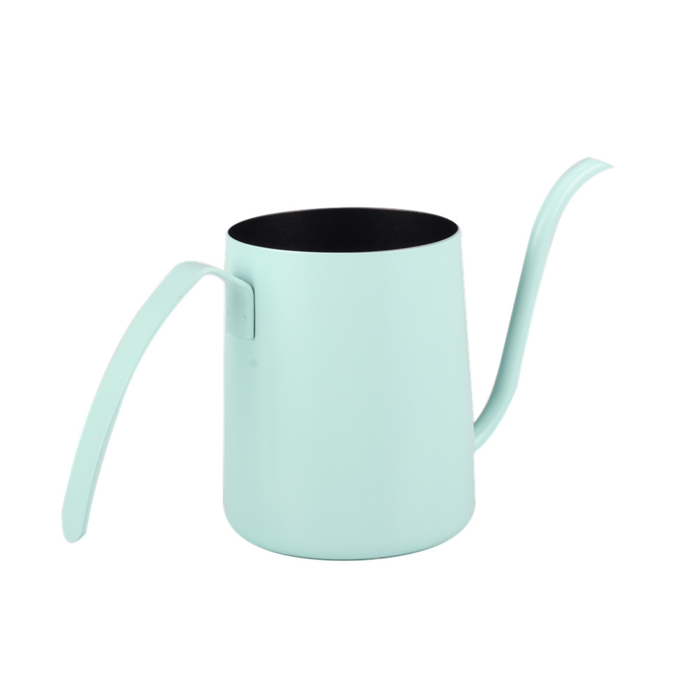 Hot Sell Mint Green Pour Over Coffee Kettle