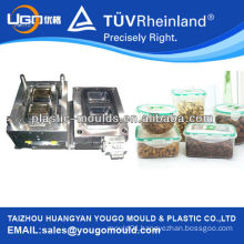 food storage box mould / food sealed can mould/injection mould preservation box mould