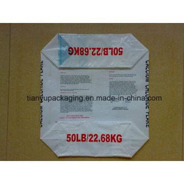 Vente en gros de sacs à plastiques PE Sac à usage industriel chimique