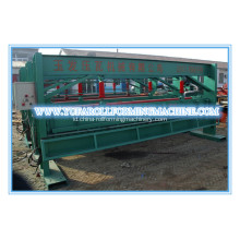 Hydraulic Shearing & Bending Machine