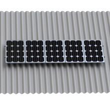 Wellblech Solar L Füße Kit Solar Panel Montage Struktur Design