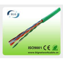 El mejor cable CCA / CU / CCS Cat5e ethernet lan con buen precio