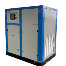Low cost oil-free air compressor screw type air compressor can compress acetylene gas and hernia special compressor screw type