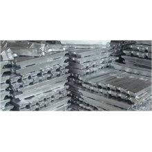Высокое содержание цинка в слитках, слиток из сплава цинка 99,99% за тонну