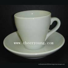 Kaffee-Tasse und Untertasse (CY-P571)