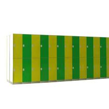 High quality plastic material PVC locker