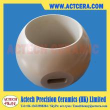 High Wear Resistant Ce-Tzp/Cerium Stabilized Zirconia Ceramic Ball Valve