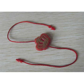 Seal Tag/Plastic Seal/Lacres PARA Roupa/ Lacre /Plastic Seal Tag for Garments (BY80096)