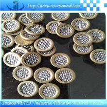 Disque de filtre en acier inoxydable 304