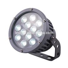 Novo DMX RGB LED acende 12W