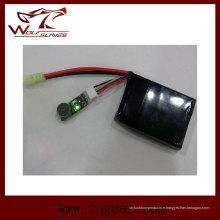 9.6V 3300mAh Ni-MH Aeg Type grande batterie