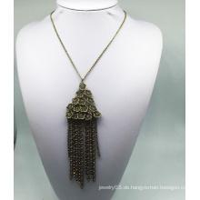 Blume Diamond Tissue Anti Plating Halskette (XJW13764)