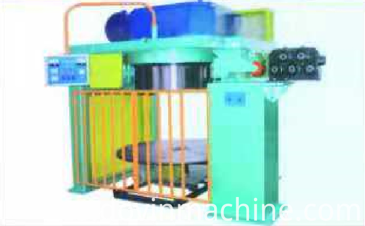 Vertical Drop Wire Drawing Machine