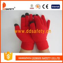 Rojo para iPhone Gloves Dkd431