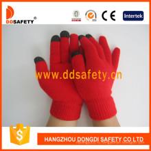 Красный для iPhone перчатки Dkd431