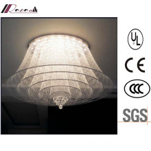 Hotel Lobby K9 Luxury Crystal Chandelier Ceiling Lamp