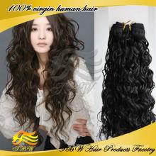 2014 heißer Verkauf 100% Echthaar Günstige Jungfrau Malaysisches Haar