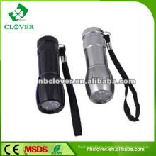 Promoción Linternas LED antorcha de bolsillo / antorcha flexible / linterna de pluma