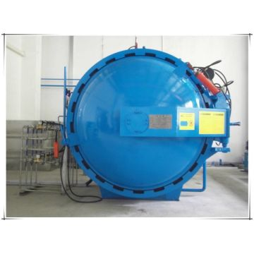 Vulcanizing Autoclave For Rubber