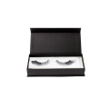 Ekspor Black Eyelash Packaging Magnetic Gift Box