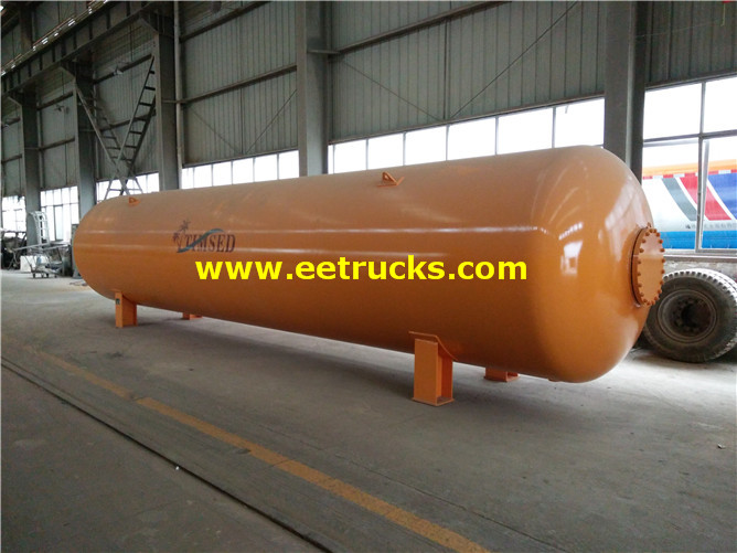 Domestic LPG Steel Tanks