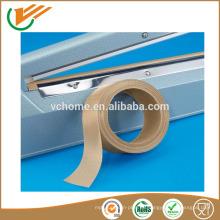 FDA Aprobación Alta calidad Resistencia térmica de alta temperatura 260 C ptfe teflon cinta adhesiva