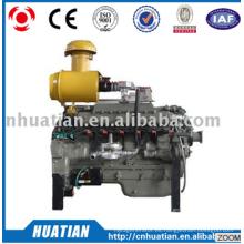 66kw / 89hp R6113CNG motores diesel para generador de gas