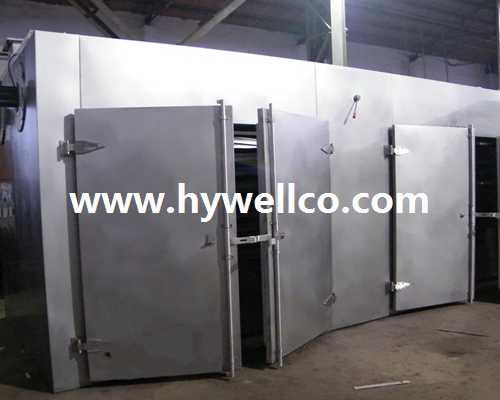 Herbal Powder Drying Oven
