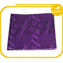 Alibaba China New Arrival High Quality Guinea Brocade Shadda Bazin Riche African Cloth Strech Fabric FEITEX