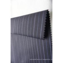 Tecido de lã pura em estilo Strip