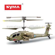 Canal S023G 3.5 con el helicóptero del girocompás teledirigido