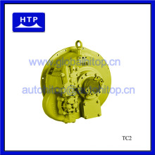 части машинного оборудования конструкции преобразовательных установок крутящего момента Д65, Д85, D155, D355, D6D, D7G, D8L