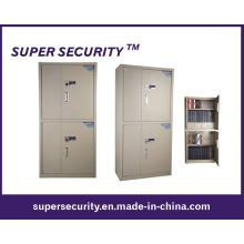 Double porte en acier fichier/Office offre sécurité (SPQ180)