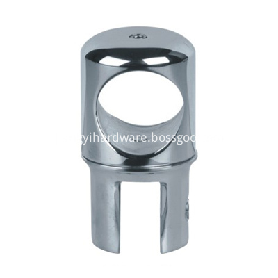 glass clamp tube connector
