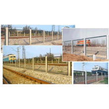 Railway Side Fence