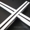 Exposed Flat Groove Ceiling T-Grids (Middle Black Line 24*32*3600)