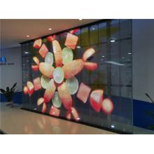 Transparente LED-Anzeige für den US-Markt