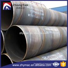 grande diâmetro de tubo de aço corrugado