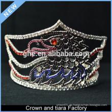 Kundenspezifische Geburtstagsmädchen königliche Krone, Krone Weihnachtsdekoration