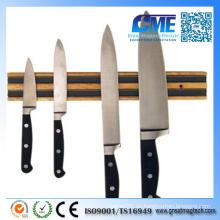12 Zoll-Doppel-DIY Werkzeug-Bambus-magnetischer Messer-Halter