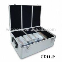 alta calidad 510 CD discos aluminio caja de CD por mayor