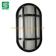 Oval LED Bulkhead Light Fitting Outdoor Wall LED Light