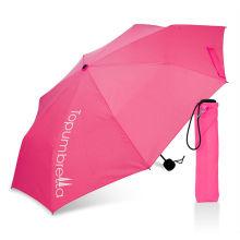 Супер мини 5 складной изготовленный на заказ карманный зонтик