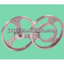 Caixa de engrenagens de minhoca de liga de alumínio fundido OEM