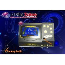 ADShi Integrated Variable Voltage Tattoo Power Supply Hochwertige elektronische Komponenten Inside, Ihr Logo bedruckbar.
