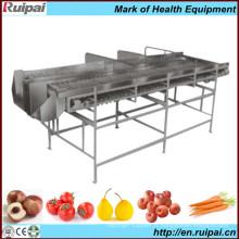 Machine de contrôle des fruits et légumes avec CE
