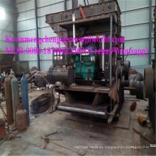 Diesel Stump Crusher Mobile Shredder Wood Chipper Machine Hecho en China
