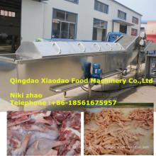 Nourriture de mer congelée industrielle / équipement congelé de dégel de viande