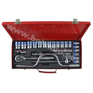 """24PCS 1/2 """"Dr. Socket Conjunto de ferramentas manuais"""